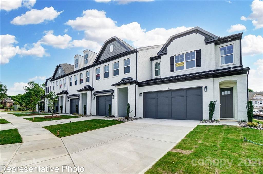 4837 Blanchard Way UNIT Lot 27 Charlotte, NC 28226