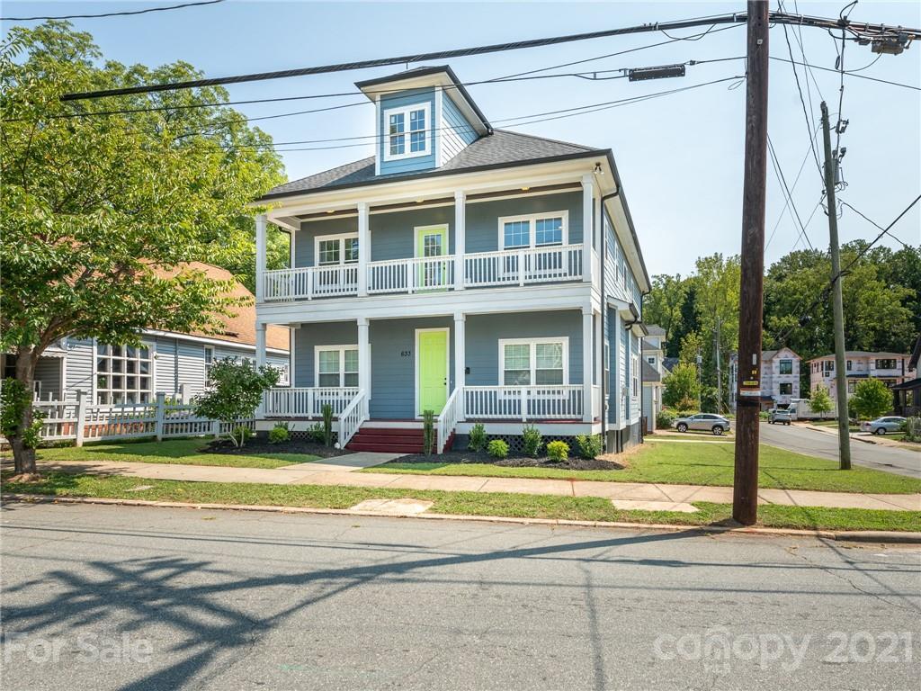 633 Baldwin Avenue Charlotte, NC 28204