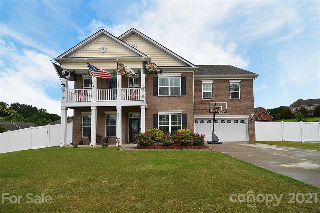 803 Oak Embers Drive Concord, NC 28025