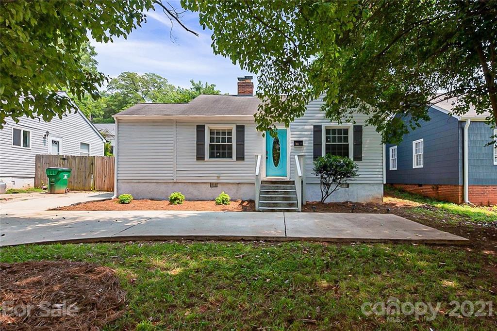 1031 Spruce Street Charlotte, NC 28203