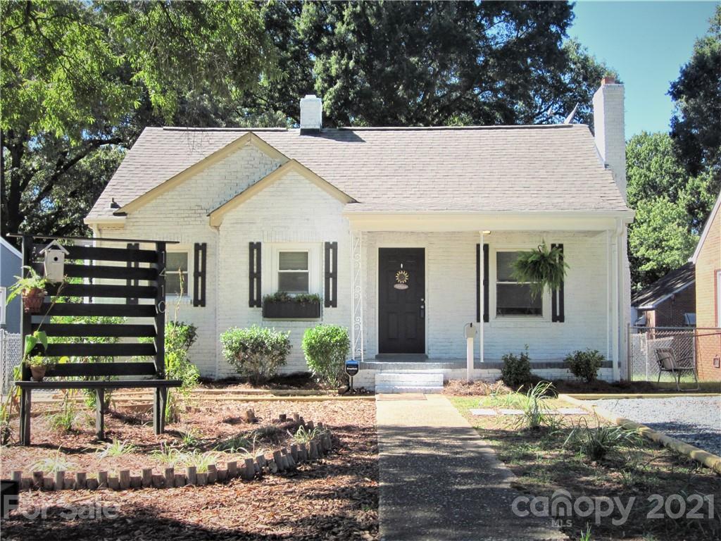 1410 Coker Avenue Charlotte, NC 28208