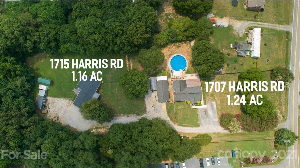 1707 Harris Road Fort Mill, SC 29708