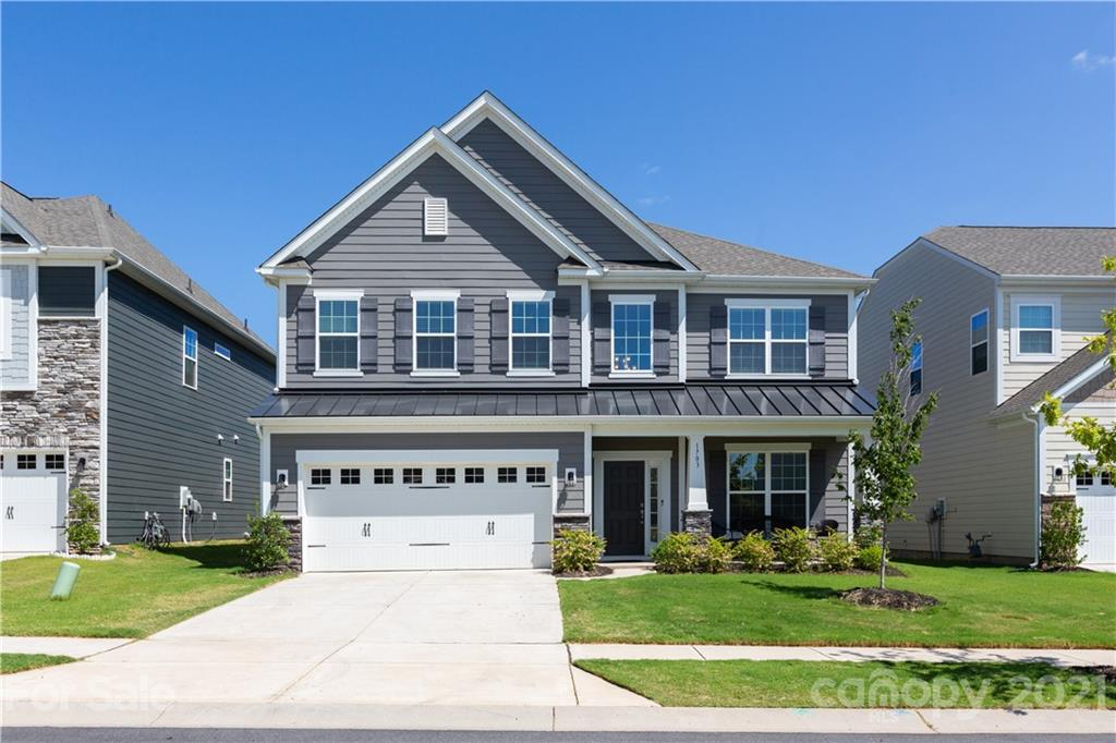 1703 Spears Drive Concord, NC 28027