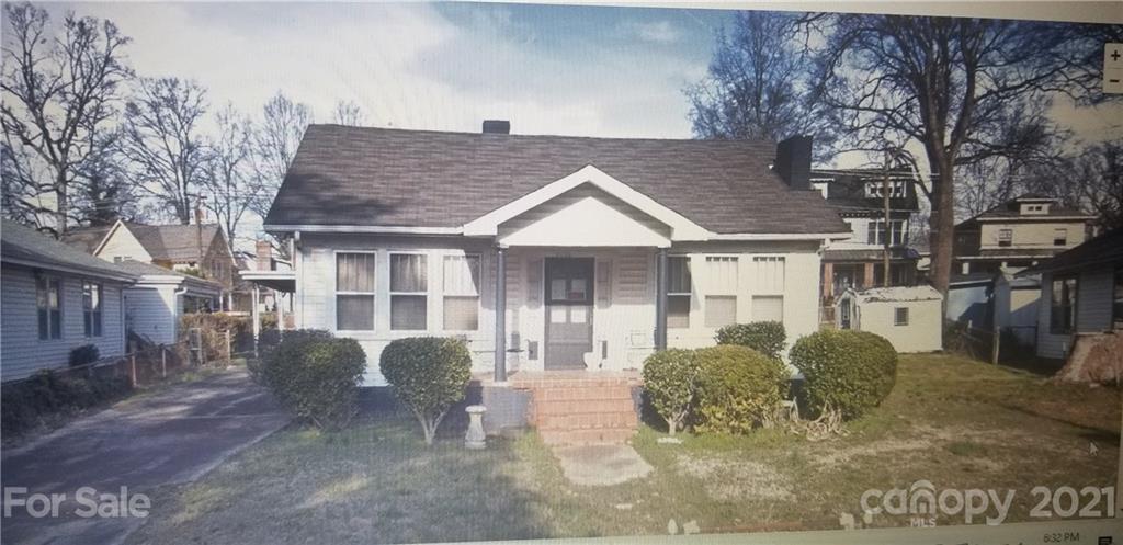 2120 Roslyn Avenue Charlotte, NC 28208