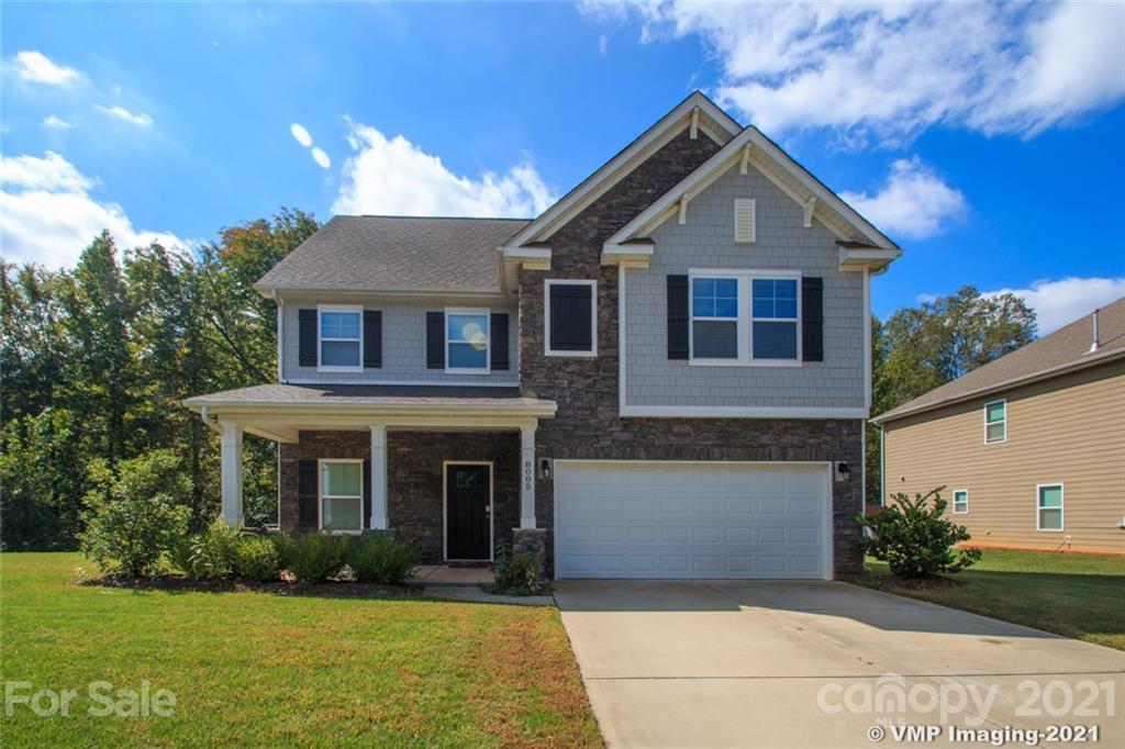 8005 Goodall Court Mint Hill, NC 28227