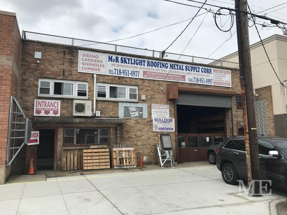 1858 Utica Avenue Brooklyn, NY 11234