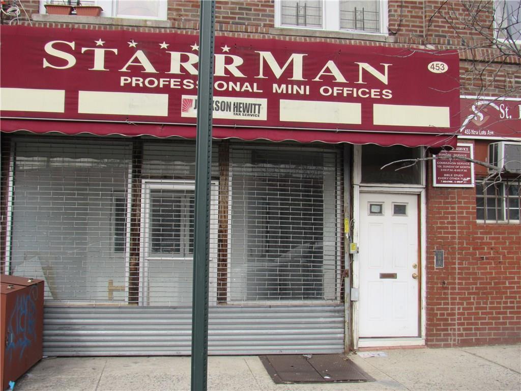 453 New Lots Avenue Brooklyn, NY 11207