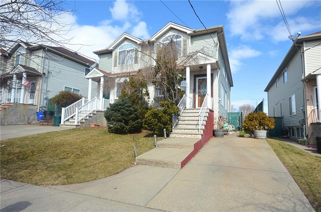 447 Hillman Avenue Staten Island, NY 10314