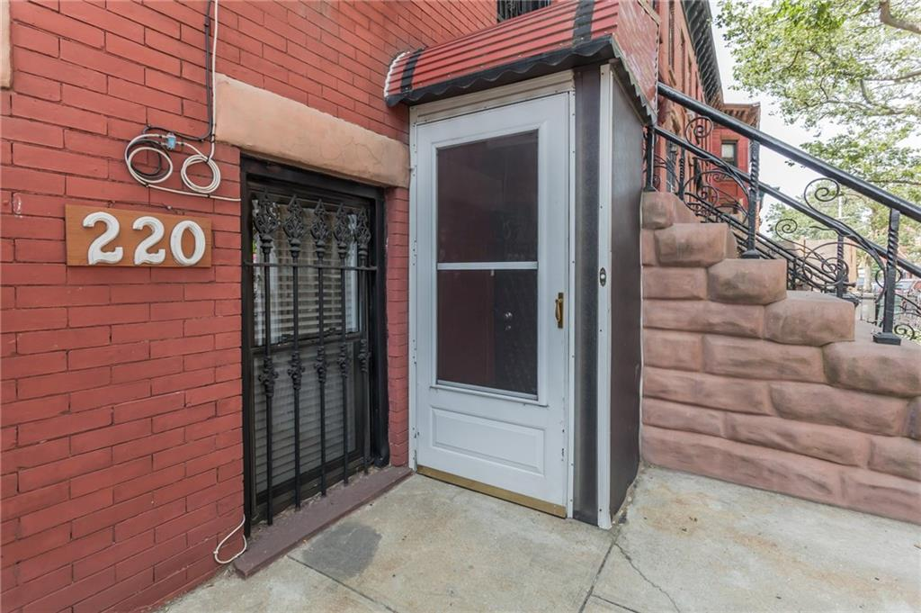 220 Patchen Avenue Brooklyn, NY 11233
