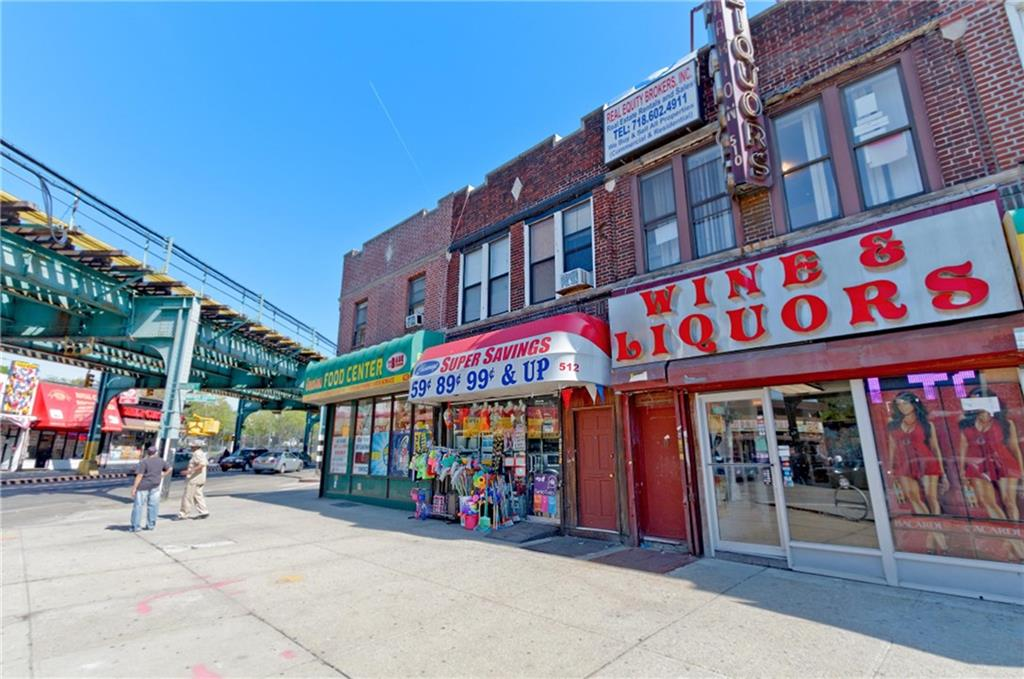 512 Marion Street #STORE FRONT Brooklyn, NY 11233