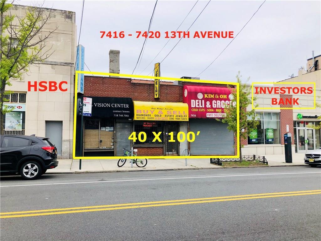 7416 13 Avenue Brooklyn, NY 11228
