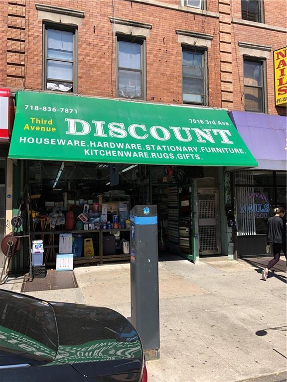 7016 3 Avenue Brooklyn, NY 11209