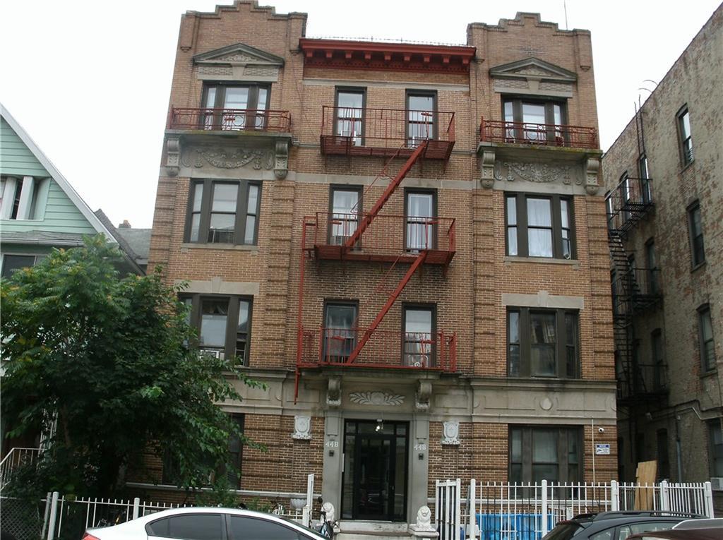 East Withheld Street Brooklyn, NY 11226