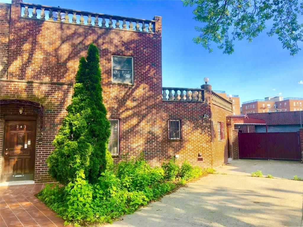 243 Bay 23 Street Brooklyn, NY 11214