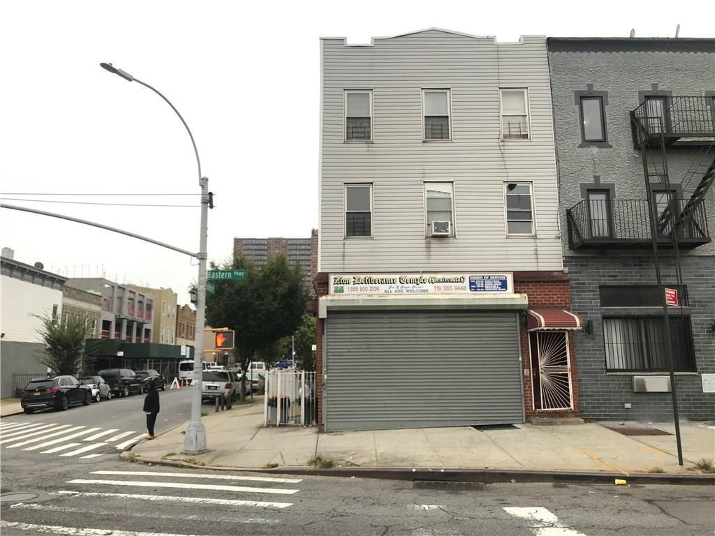 1843 Eastern Parkway Brooklyn, NY 11233