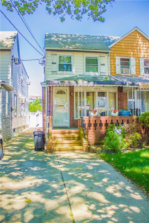 1843 East 37 Street Brooklyn, NY 11234