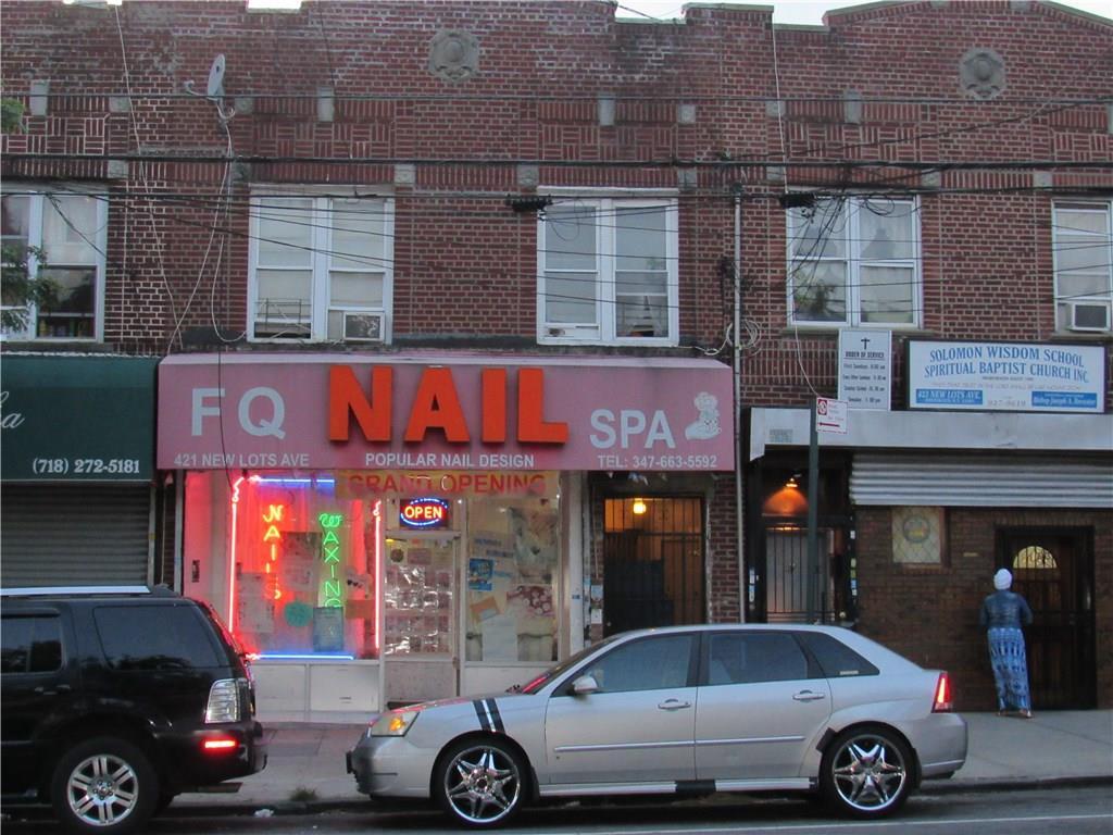 421 New Lots Avenue Brooklyn, NY 11207