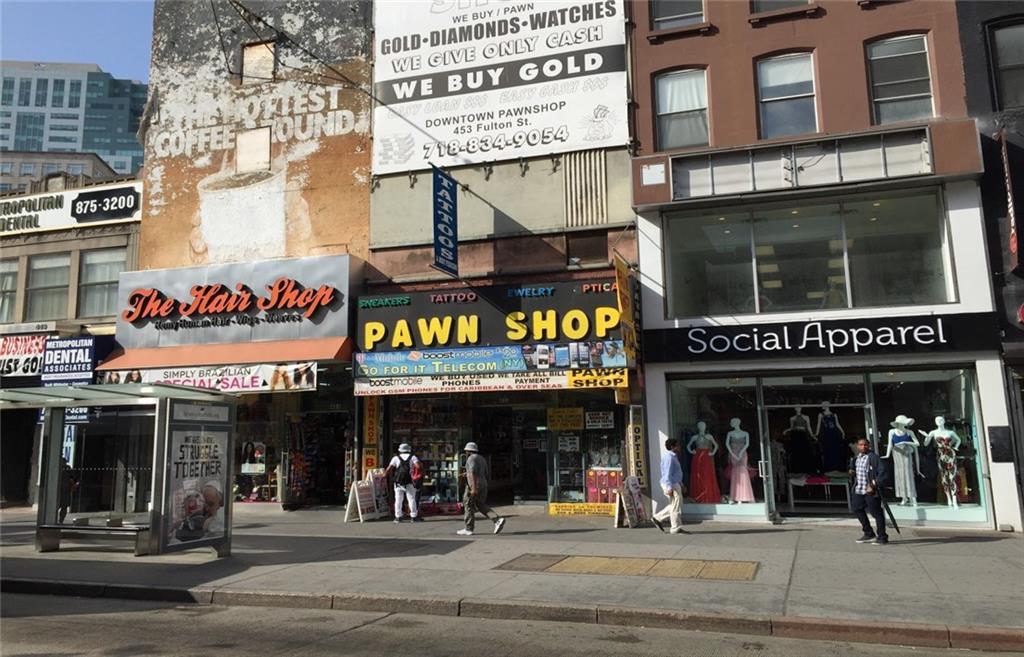 453 Fulton Street Brooklyn, NY 11201