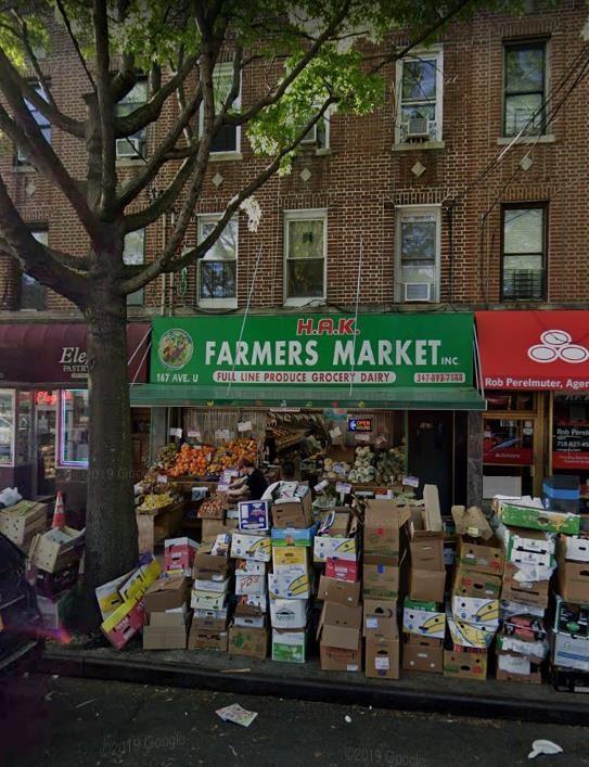 167 Avenue U Brooklyn, NY 11223