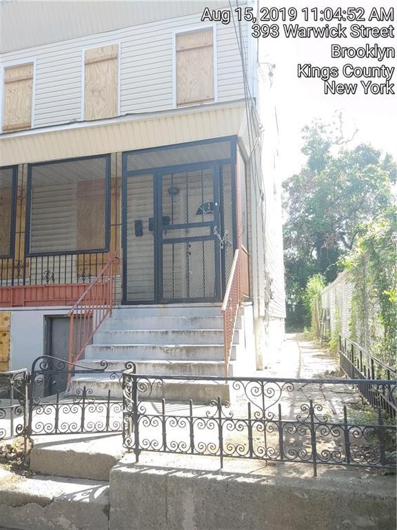 393 Warwick Street Brooklyn, NY 11207