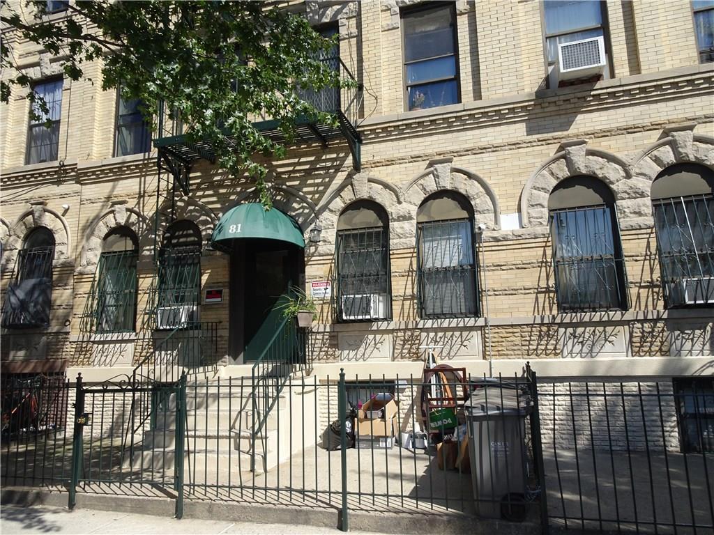 81 Stuyvesant Avenue #1B Brooklyn, NY 11221