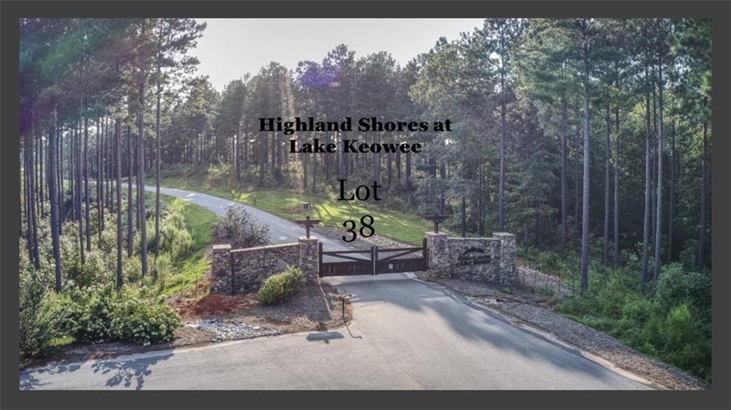 38 Highland Shores At Lake Keowee Road Salem, SC 29676