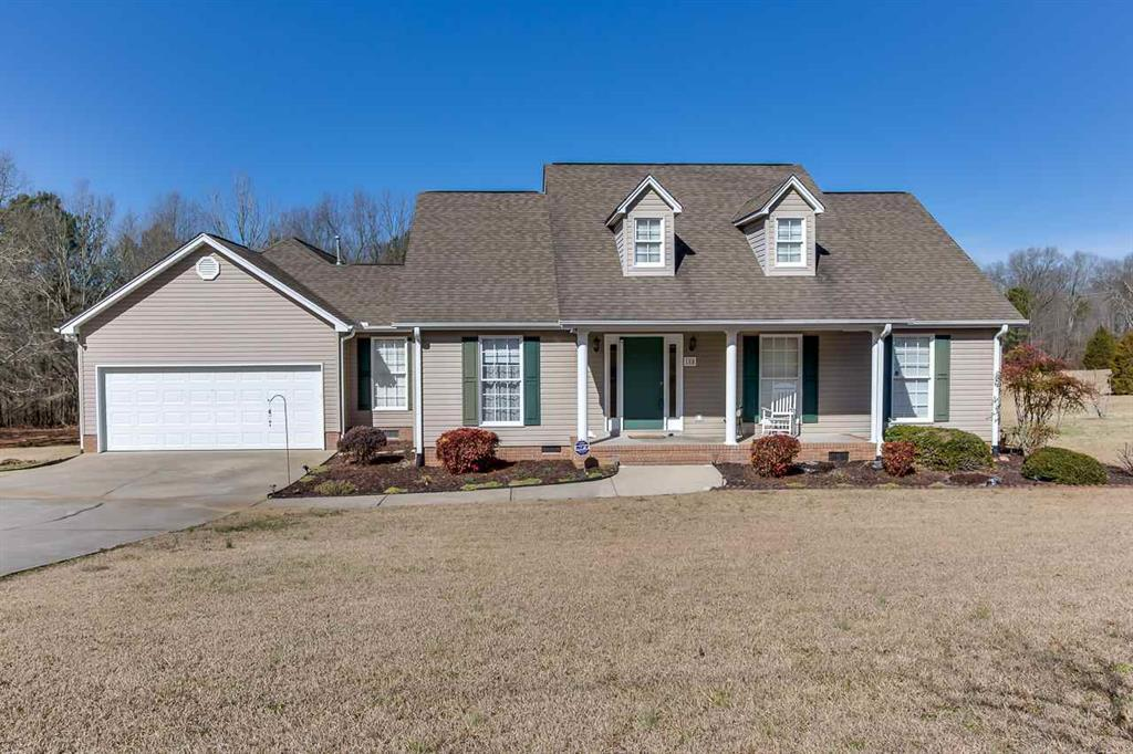 158  Old Pendleton W Central, SC 29630