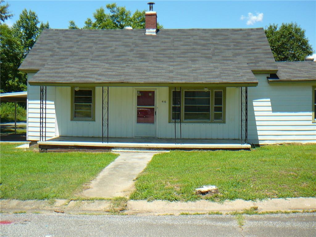416 Vandiver Street Anderson, SC 29624