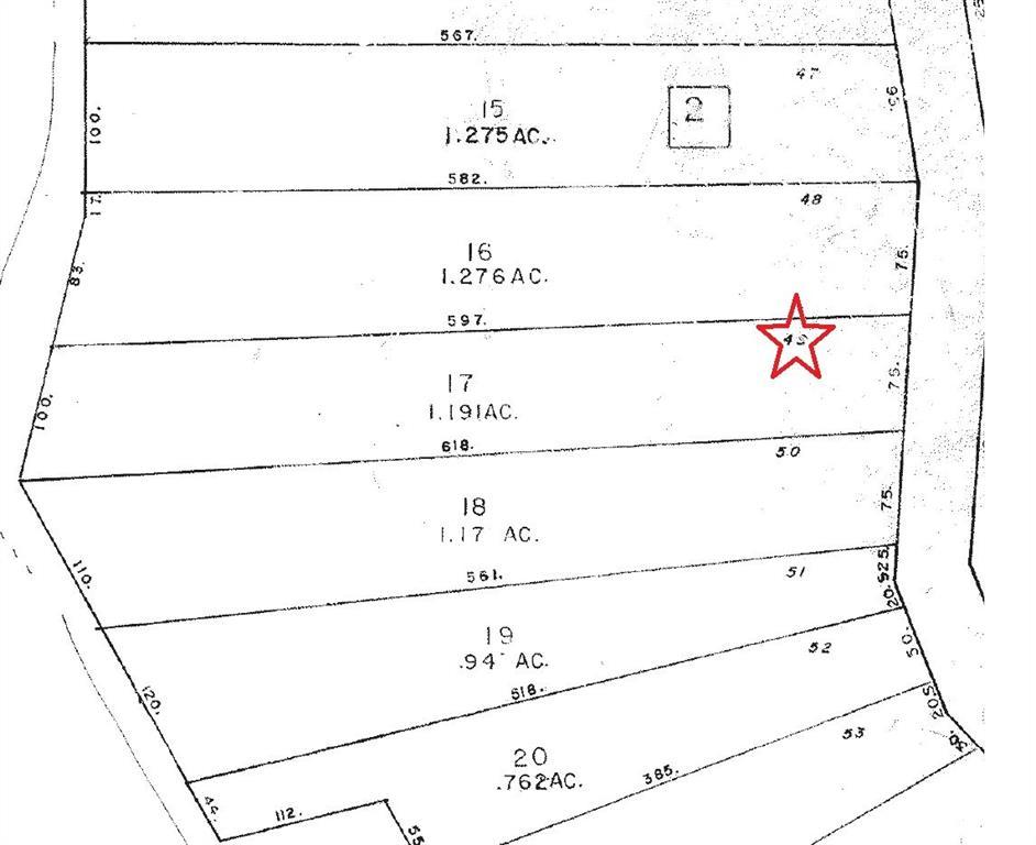 533 The Bear Boulevard #lot 48 49 Tamassee, SC 29686