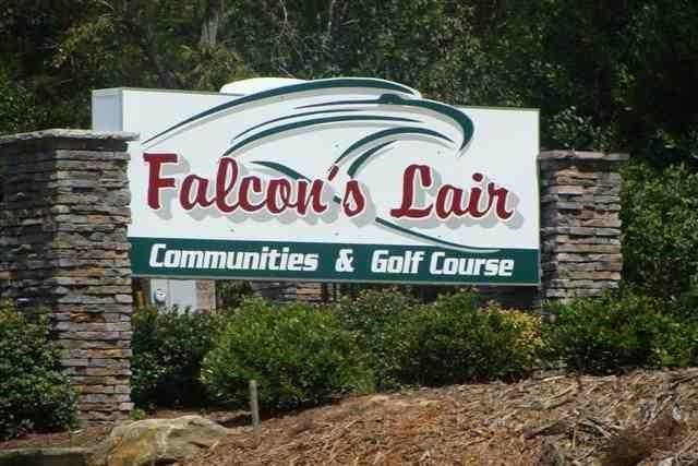 Falcons Lair West #19 Walhalla, SC 29691
