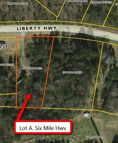 Liberty Highway Six Mile, SC 29682