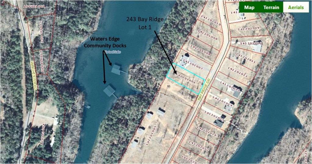 243 Bay Ridge Drive Townville, SC 29689