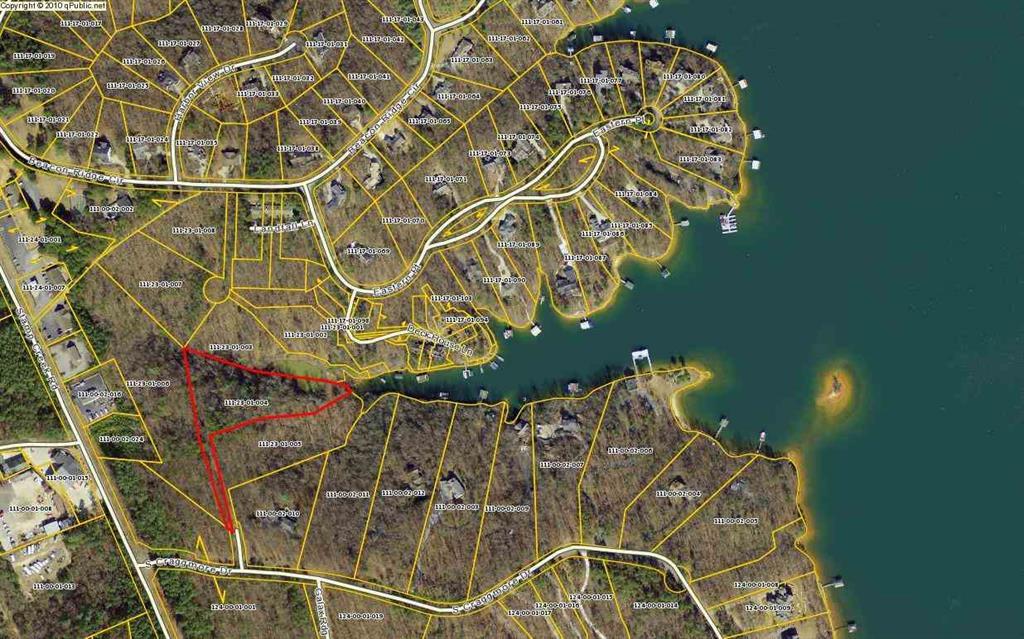 4 Keowee Harbours #lot To Left In Cul-de-sac Salem, SC 29676