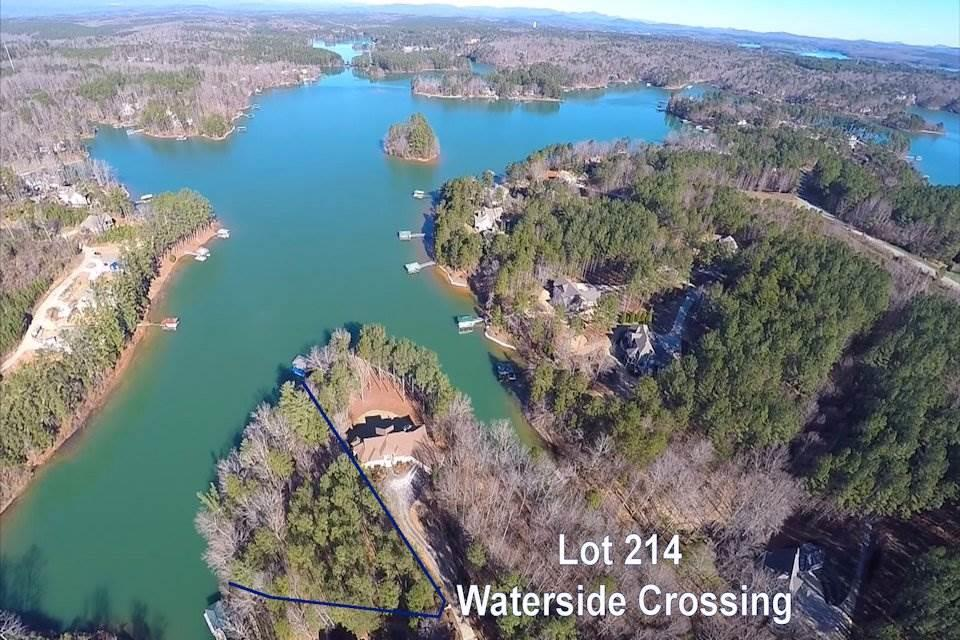 214 Waterside Crossing Seneca, SC 29672