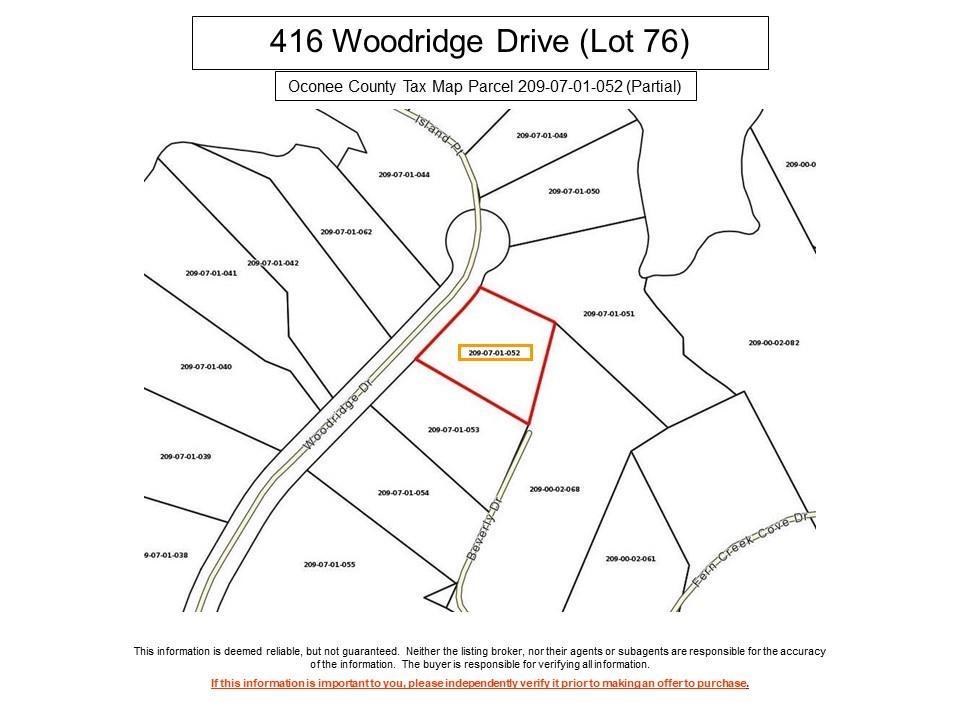 416 Woodridge Drive #lot 76 Seneca, SC 29672