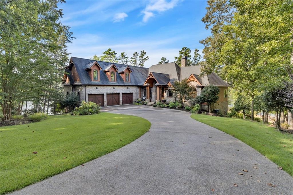 721 Spring Cove Way Six Mile, SC 29682