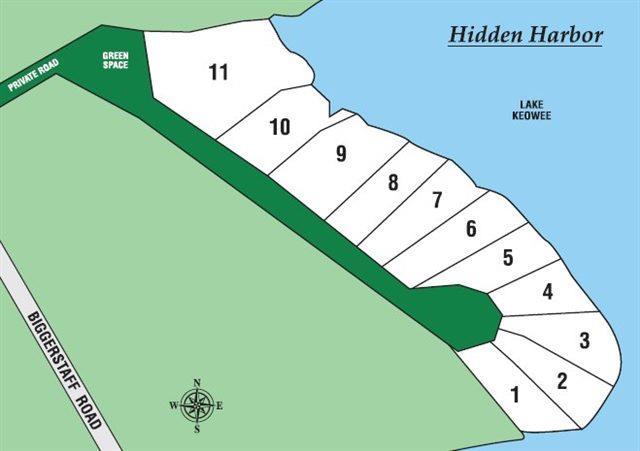 8 Hidden Harbor Seneca, SC 29672