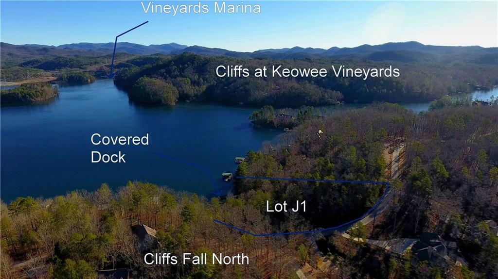 1  Cliffs At Keowee Falls #j-1 Salem, SC 29676