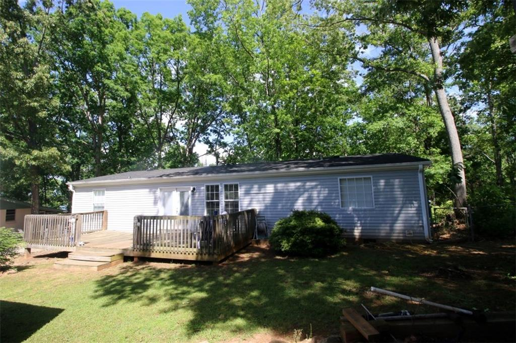 138 Buckhead Drive Townville, SC 29689