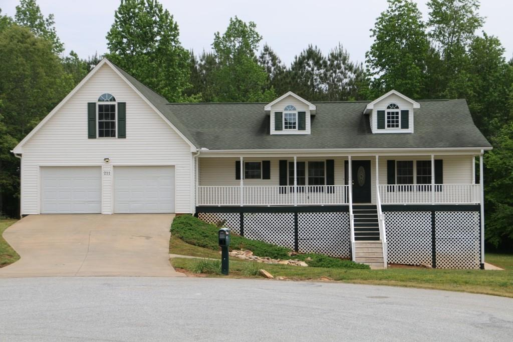 211 Grand View Drive Westminster, SC 29693