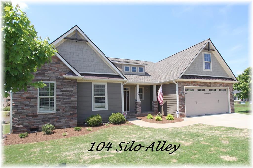 104  Silo Alley Seneca, SC 29672