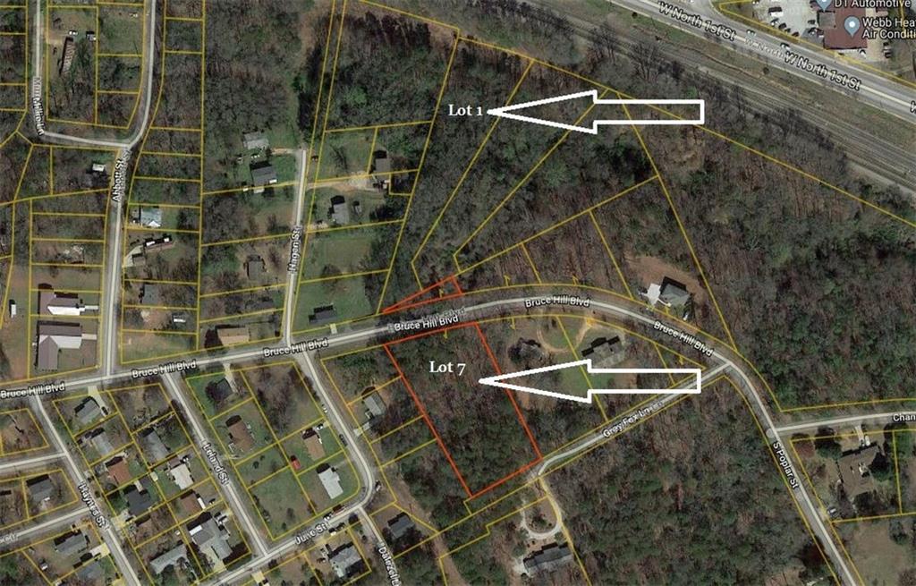 257  Bruce Hill Boulevard Seneca, SC 29678