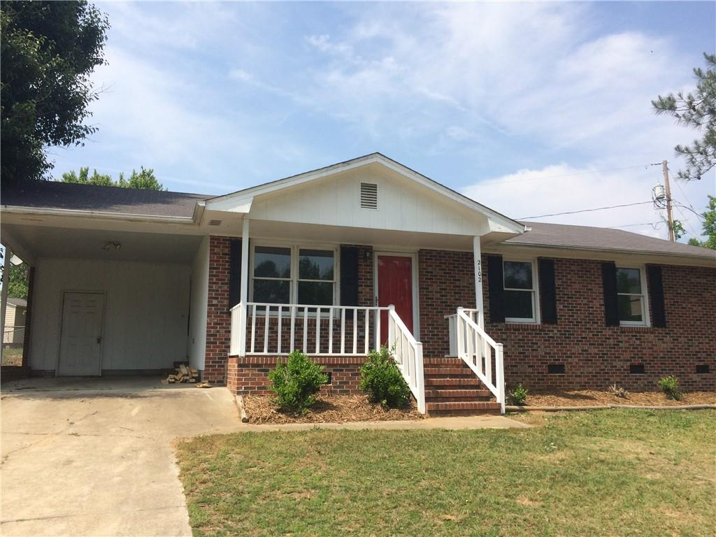2102  Rolling Green Road Anderson, SC 29621