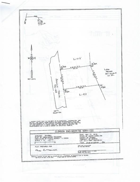 Apollo Drive Seneca, SC 29672