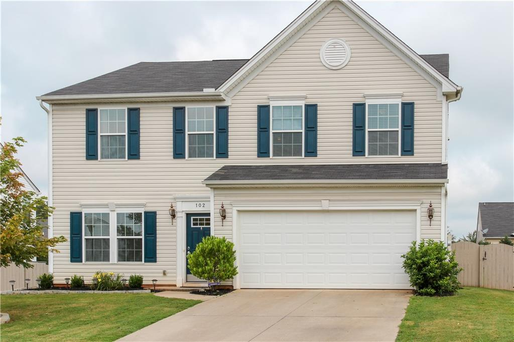102 Young Harris Drive Simpsonville, SC 29681