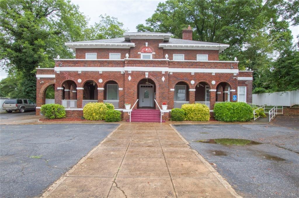 1025 S Main Street Anderson, SC 29624