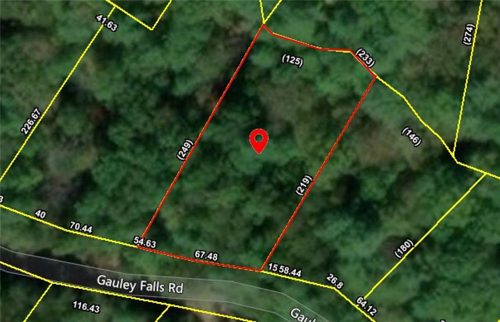 322 Gauley Falls Road Pickens, SC 29671