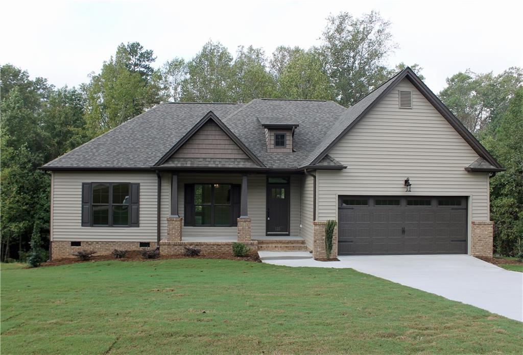125 Mountain Lake Drive Piedmont, SC 29673