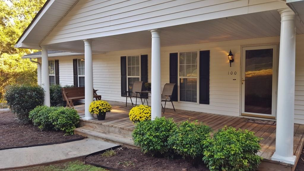 100 Rochester Road Townville, SC 29689