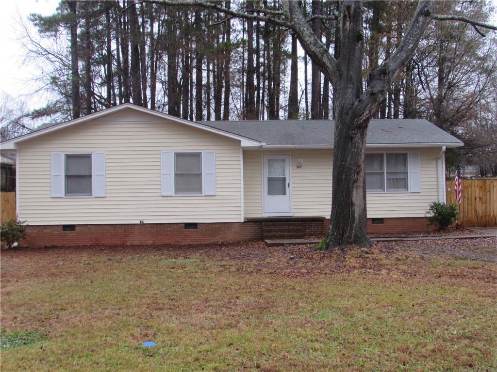 303 Spring Forest Drive Central, SC 29630